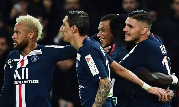 PSG reducirían un 50% sueldo de jugadores por Covid-19