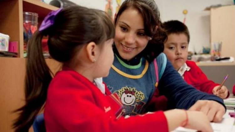 ¡Feliz día de la Educadora!