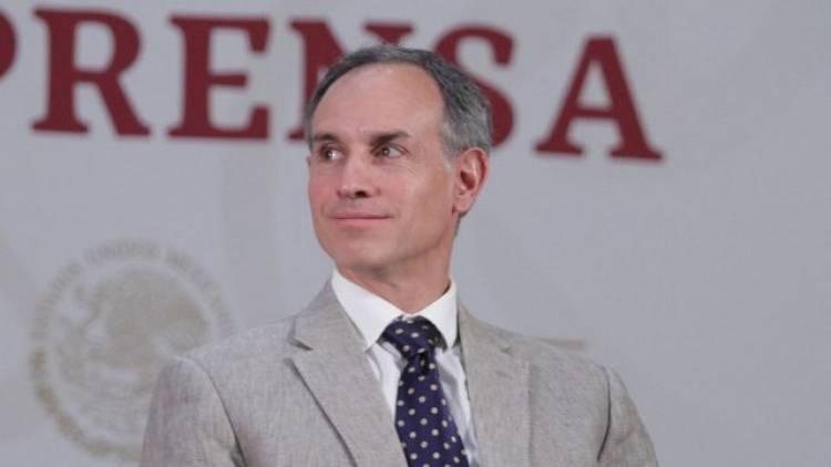 López-Gatell, entre los 3 epidemiólogos más seguidos del mundo en redes sociales
