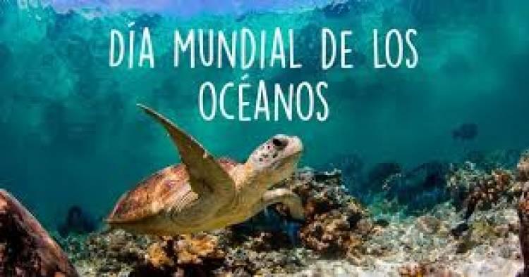 Día Mundial de los Océanos 2020