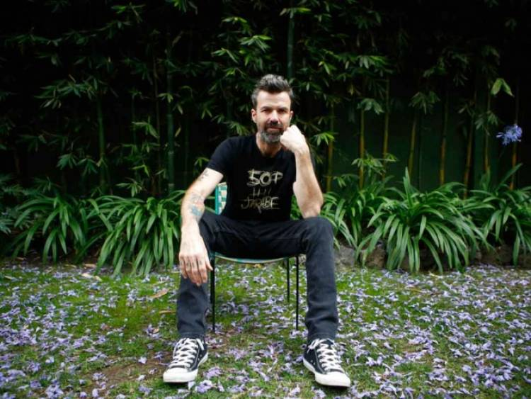 Muere Pau Donés, vocalista de Jarabe de Palo