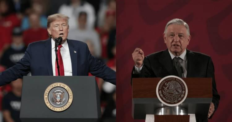 López Obrador, listo a reunirse con Trump
