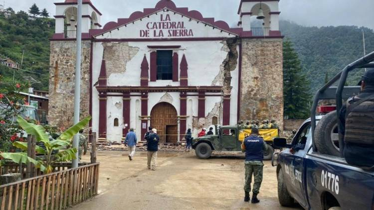 Gobernador de Oaxaca declara estado de emergencia en 72 municipios