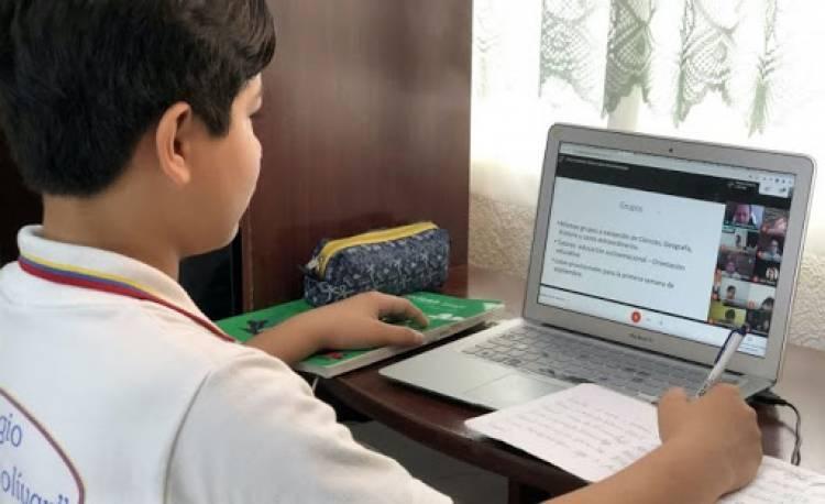 Las escuelas de educación básica enfrentan riesgos cibernéticos ante aprendizaje remoto