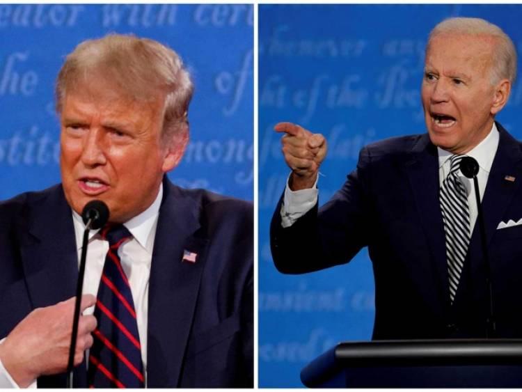 """""""Biden es un chiflado y todo el mundo lo sabe"""": Trump"""