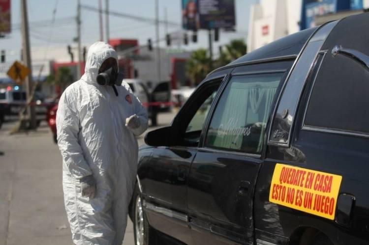Hospitales de Chihuahua se saturan por Covid-19; dos mueren en calle