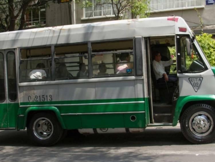 Microbuseros aseguran que urge aumente 2 pesos su tarifa