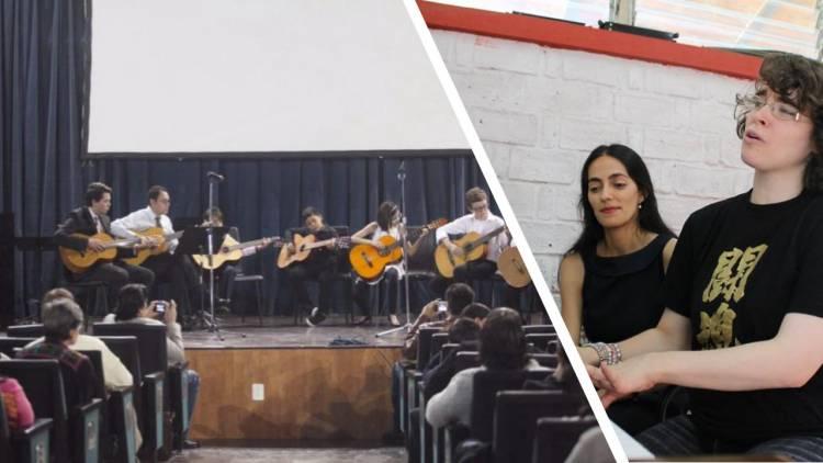 ICAS un espacio incluyente: Arte y Cultura para personas con discapacidad