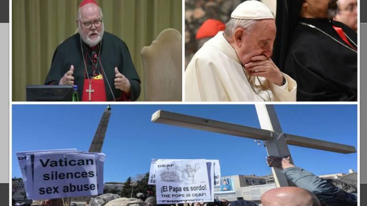 Reconoce cardenal alemán destrucción de archivos sobre abuso a menores
