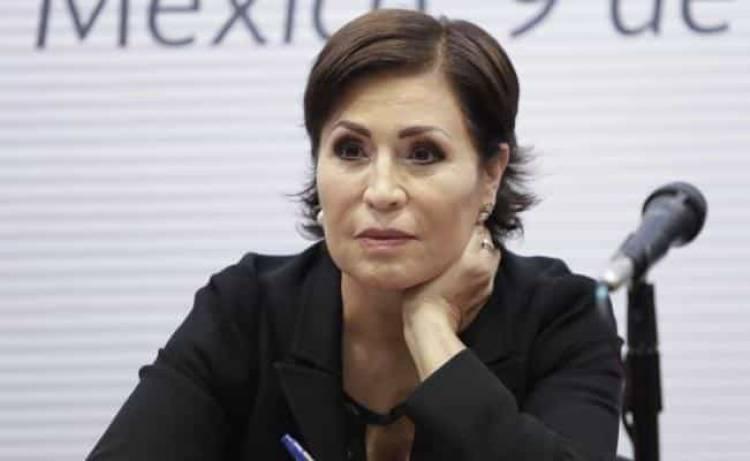 Hacienda congela cuentas de Rosario Robles