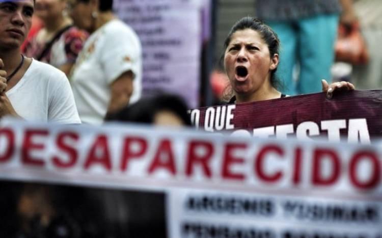Aprueban pasar pensiones a familiares de desaparecidos