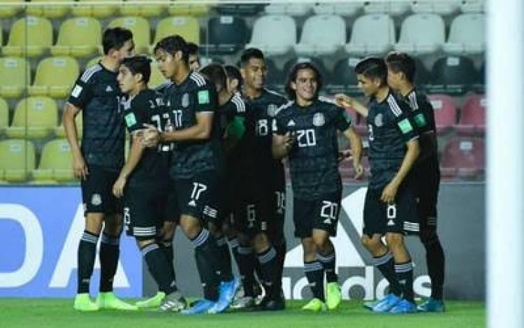 Tri apabulla 8-0 a Islas Salomón y avanza en Mundial Sub 17