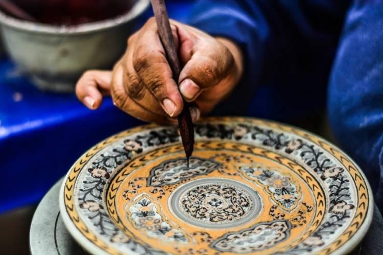 La talavera de Puebla y Tlaxcala, Patrimonio Inmaterial de la UNESCO