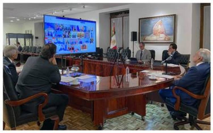 Reunión de G-20 busca reparar economía de forma igualitaria; Ebrard