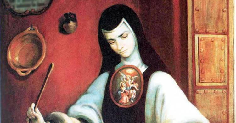 Juana Inés de la Cruz murió a los 43 años de edad, víctima de la peste