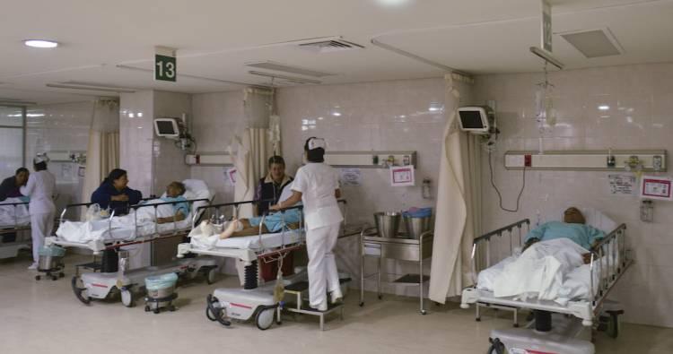 Al 30 por ciento, áreas de urgencias en la capital del país