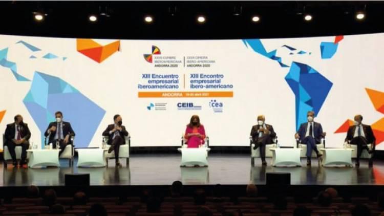 Detectan brote de Covid-19 en sede de la Cumbre Iberoamericana
