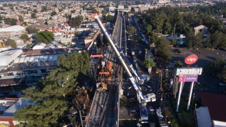 Colegio de Ingenieros halla más deficiencias en tramo de Línea 12 hecho por Carso