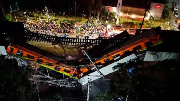 Tramo subterráneo de Línea 12 no se podrá reabrir, concluye informe