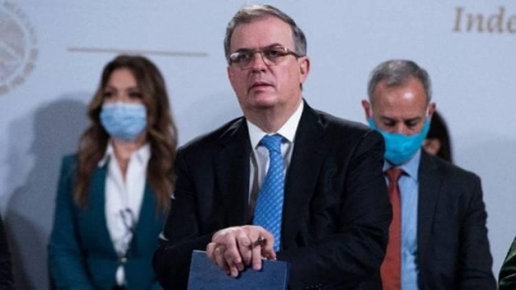 No trabajo pensando en sucesión presidencial: Marcelo Ebrard