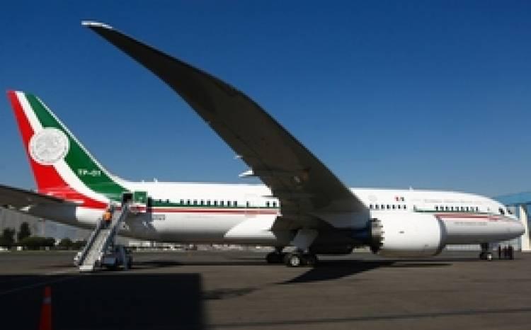 Avión presidencial viaja a Tokio para llevar equipo a atletas mexicanos
