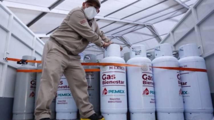 Repartidores de Gas Bienestar denuncian incumplimiento de contrato